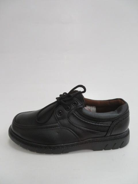 Półbuty Męskie ZC823, Black, 40-46