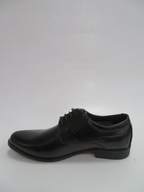Półbuty Męskie MXC 403, Black/Black, 40-45