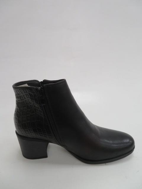 Botki Damskie 0759, Black, 36-41