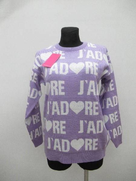 Sweter Damski 1430 MIX KOLOR STANDARD  ( Produkt Turecki )