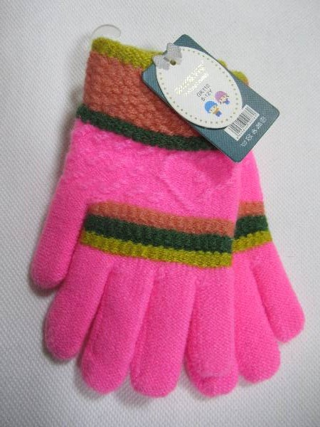 Rękawiczki Dziecięce GK110 MIX KOLOR STANDARD