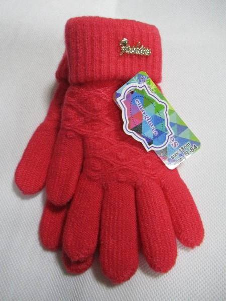 Rękawiczki Dziecięce B84 MIX KOLOR 18CM