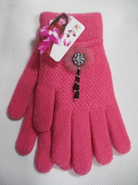 Rękawiczki Dziecięce 882-12 MIX KOLOR STANDARD