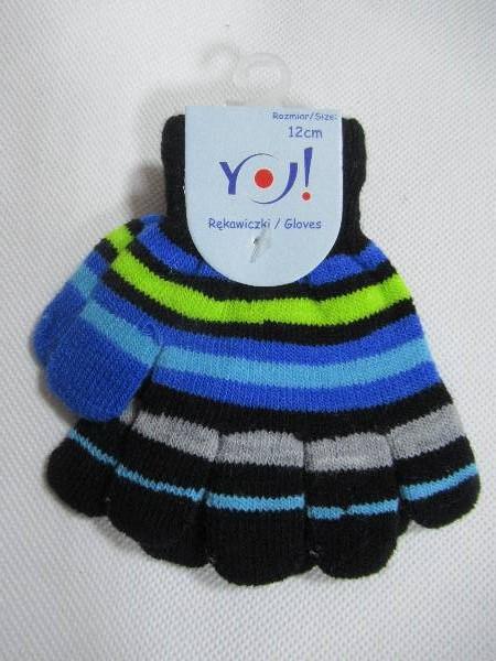 Rękawiczki Dziecięce R035-12 MIX KOLOR 12CM