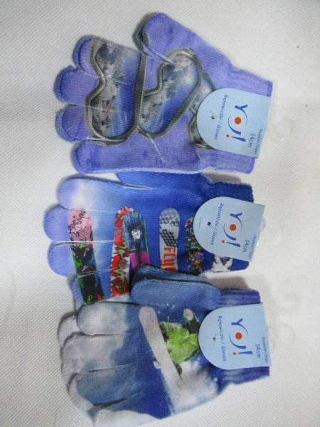 Rękawiczki Dziecięce R220-14 MIX KOLOR 14CM