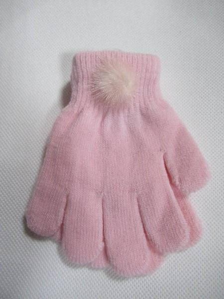 Rękawiczki Dziecięce R069A  MIX KOLOR 14CM