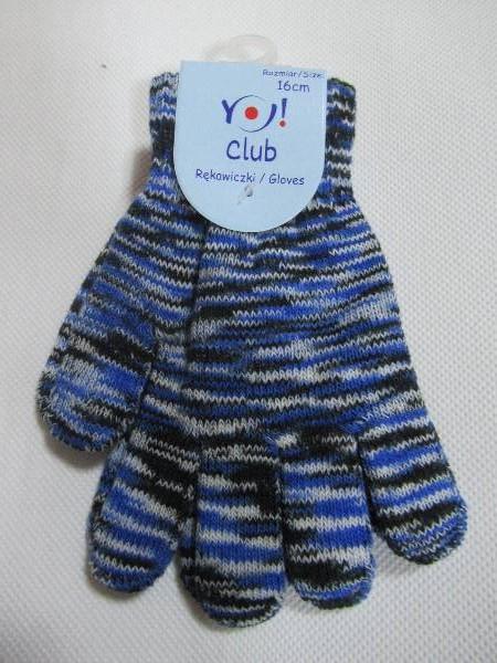 Rękawiczki Dziecięce R228-16 MIX KOLOR 16CM