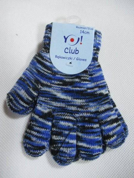 Rękawiczki Dziecięce R228-14 MIX KOLOR 14CM