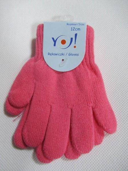 Rękawiczki Dziecięce MAG-12G  MIX KOLOR 12CM