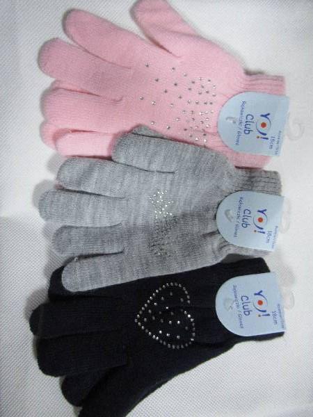 Rękawiczki Dziecięce R216-18 MIX WZÓR 18CM