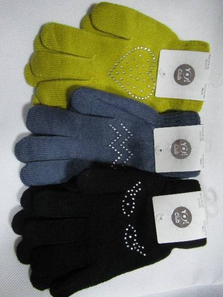 Rękawiczki Dziecięce R216-166 MIX WZÓR 16CM