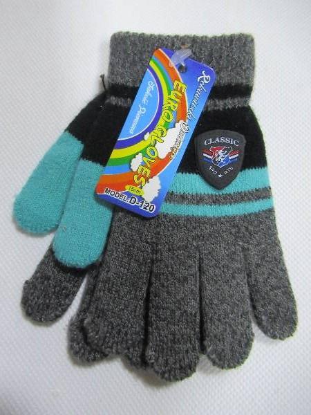 Rękawiczki Dziecięce D120 MIX KOLOR 15CM