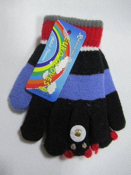 Rękawiczki Dziecięce D93 MIX KOLOR 12,5CM