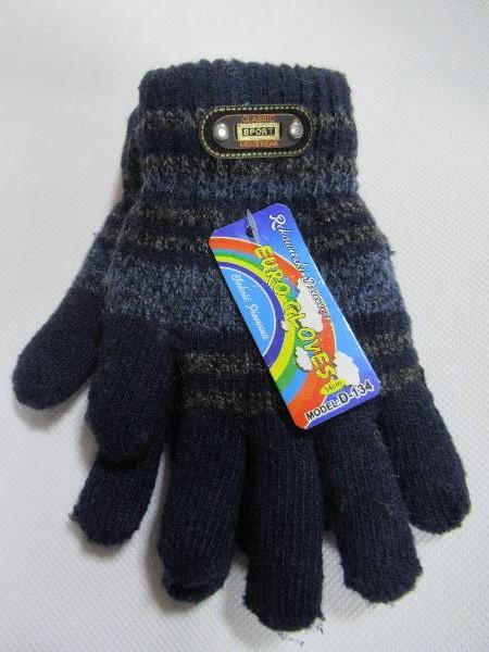 Rękawiczki Dziecięce D134 MIX KOLOR 14CM