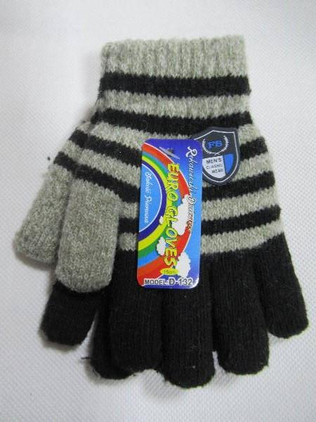 Rękawiczki Dziecięce D132 MIX KOLOR 15CM