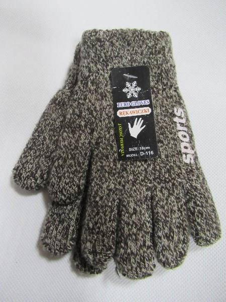 Rękawiczki Dziecięce D116 MIX KOLOR 18CM