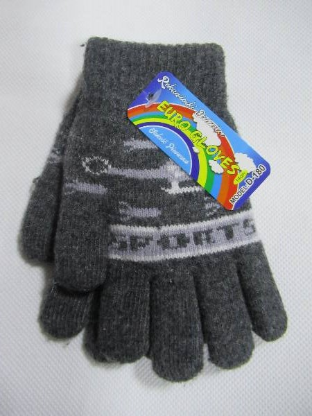 Rękawiczki Dziecięce D180 MIX KOLOR 14CM
