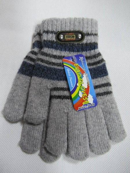 Rękawiczki Dziecięce D69 MIX KOLOR 16CM