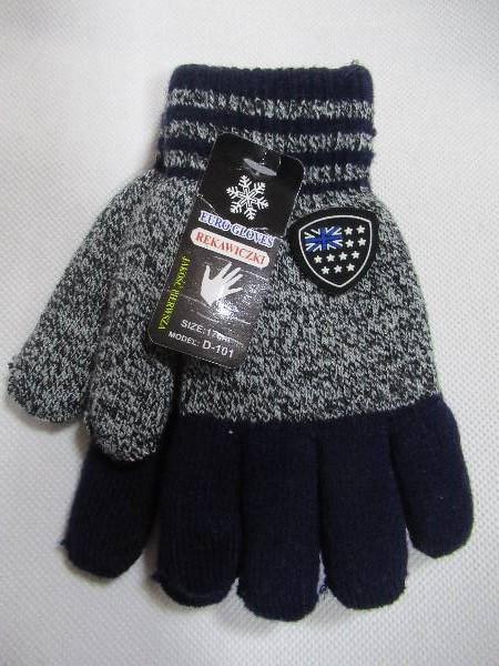 Rękawiczki Dziecięce D101 MIX KOLOR 17CM