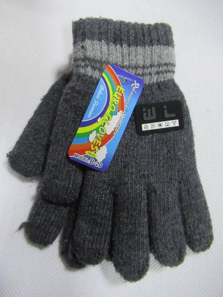 Rękawiczki Dziecięce B34 MIX KOLOR 20CM