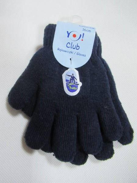 Rękawiczki Dziecięce D213 MIX KOLOR 16CM