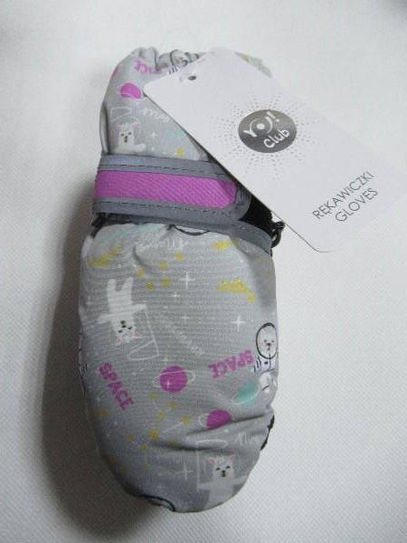 Rękawiczki Dziecięce RN090 MIX KOLOR 10CM