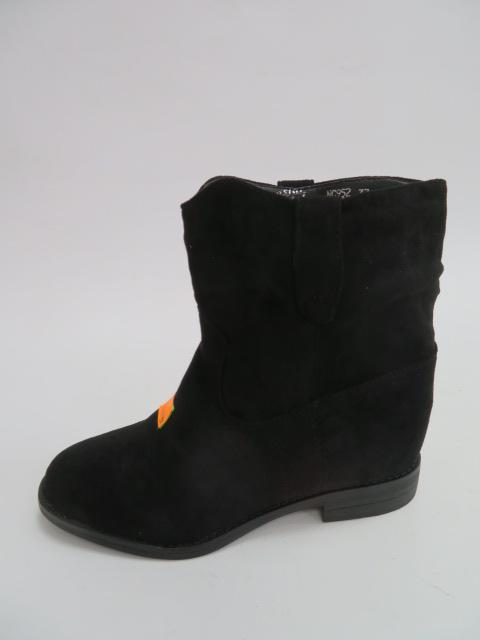 Botki Damskie NC952, Black, 36-40