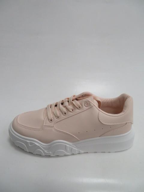 Sportowe Damskie XLL-4012, Pink, 36-41