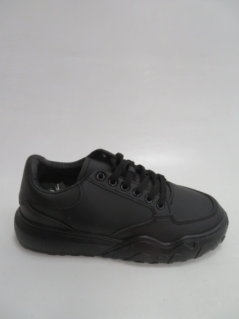 Sportowe Damskie XLL-4012, All Black, 36-41