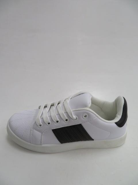 Sportowe Damskie DS9-3, White/Black, 36-41