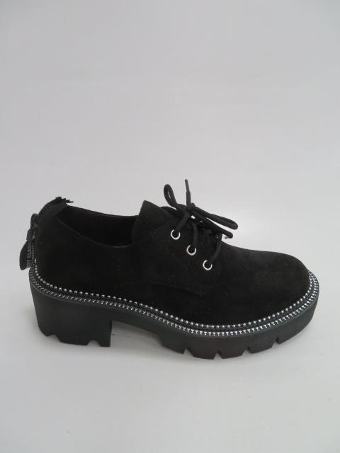Sportowe Damskie  NC1131, Black, 36-41