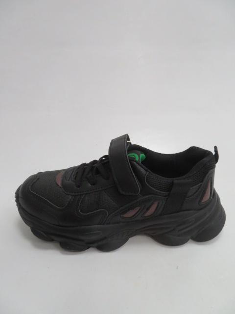 Buty Sportowe Dziecięce F925, Black/Blue, 32-37