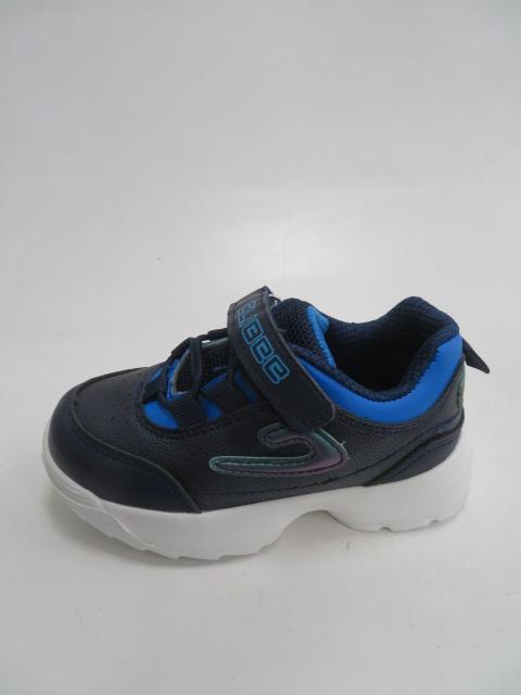 Buty Sportowe Dziecięce F929, Blue/Blue, 21-26