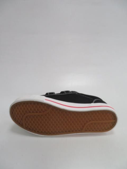 Półbuty Dziecięce B291, Black/Red, 31-36