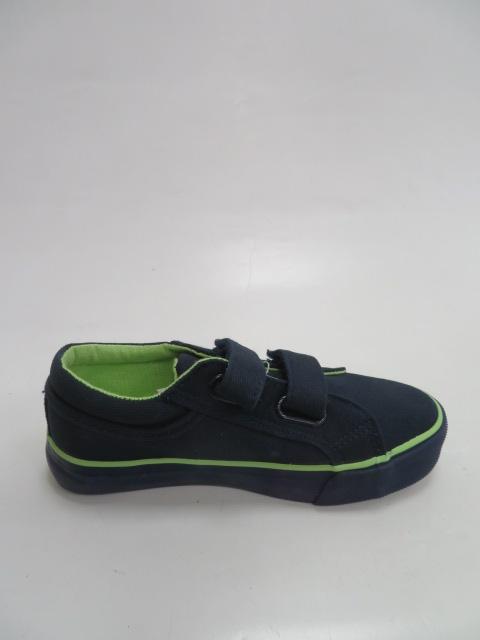 Półbuty Dziecięce B289, Blue/Green, 25-30