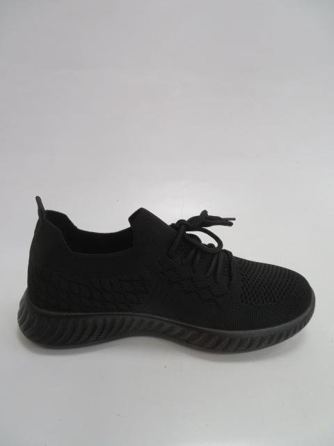 Sportowe Damskie N1525 Black, 37-42