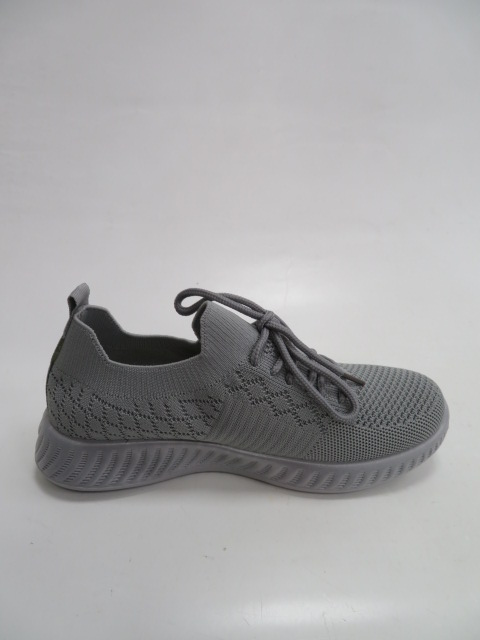 Sportowe Damskie N1525, Grey, 37-42