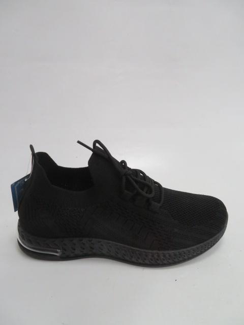 Sportowe Damskie N1521, Black, 37-42