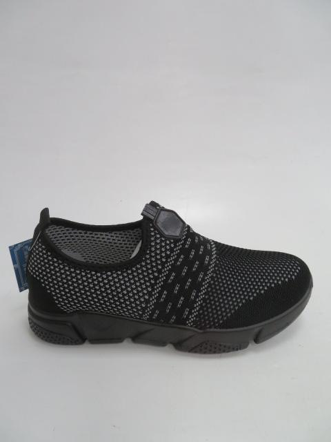 Sportowe Damskie N0510, Black, 37-42