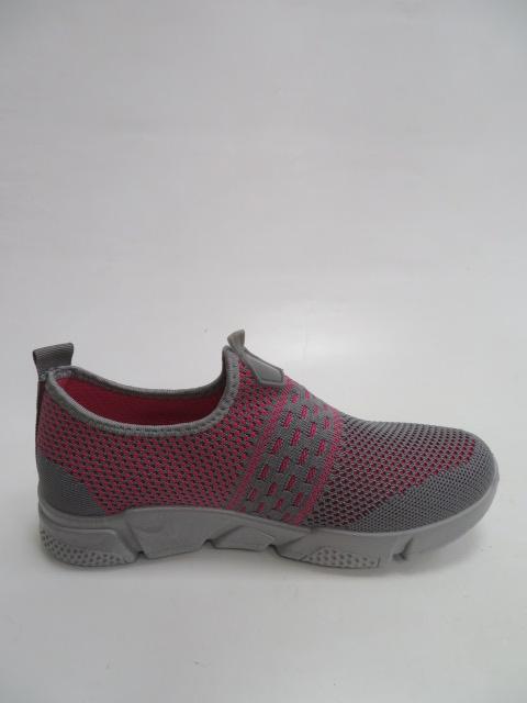 Sportowe Damskie N0510, Grey, 37-42
