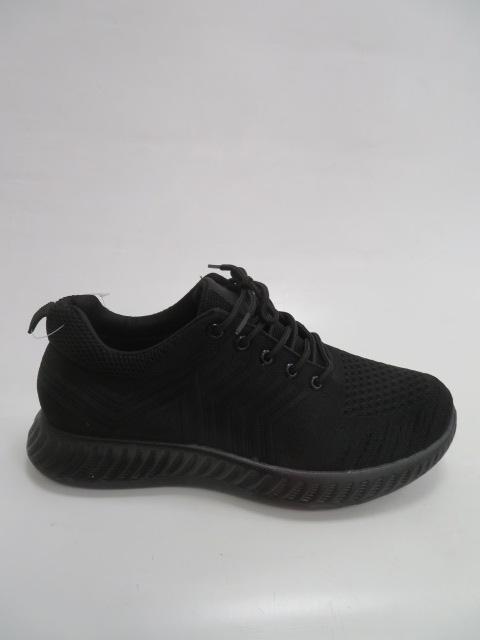 Buty Sportowe Męskie N1582, Black, 41-46