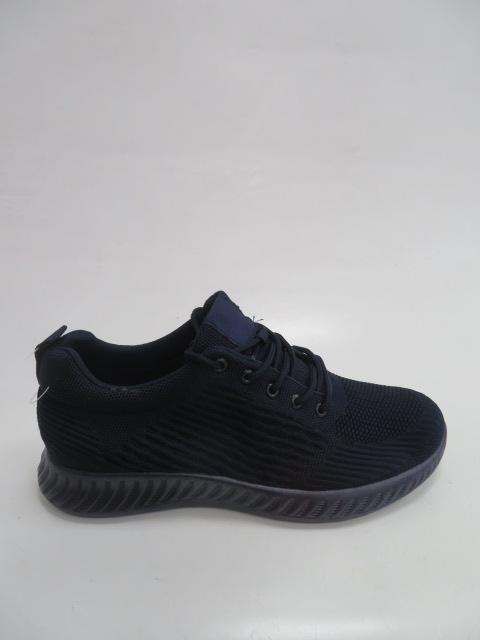 Buty Sportowe Męskie N1583, Navy, 41-46