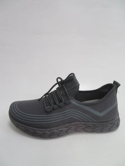 Buty Sportowe Męskie N1577, D.Grey, 41-46