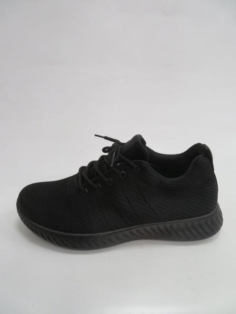Buty Sportowe Męskie N1585, Black, 41-46