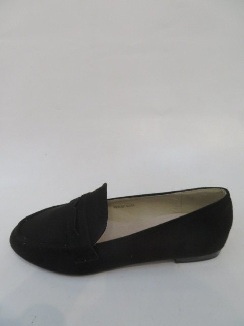 Mokasyny Damskie GD-FL637, Black, 36-40