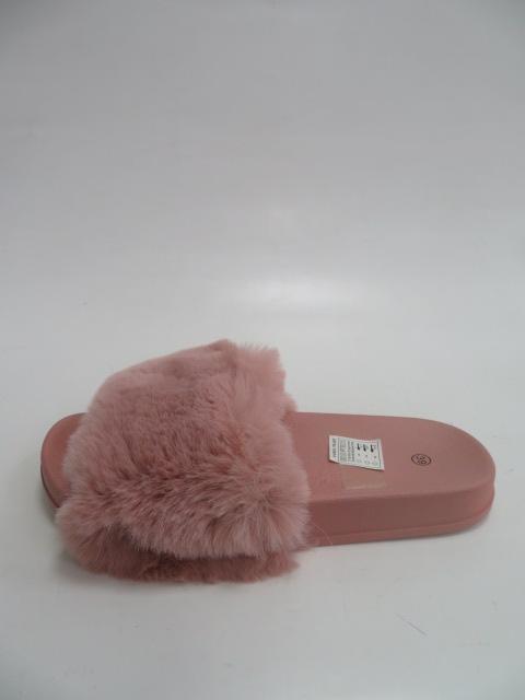 Kapcie Damskie DT5-18,Pink, 36-41