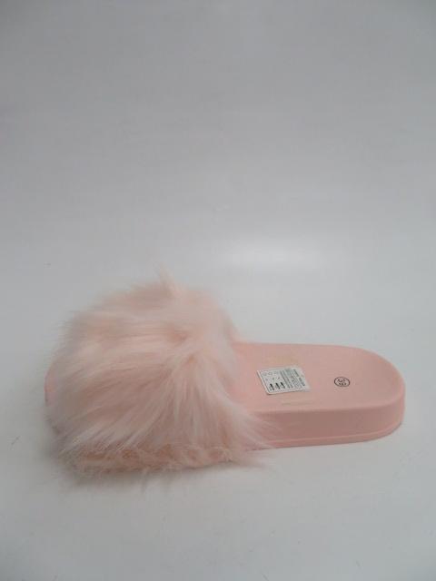 Kapcie Damskie DT6-18,Pink, 36-41