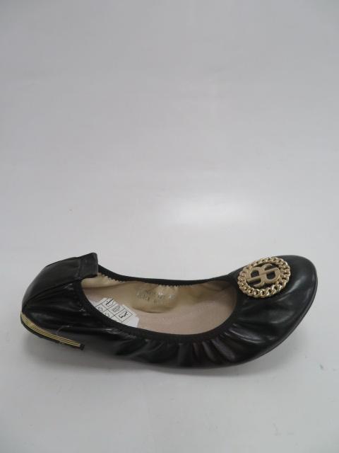 Baleriny Damskie 15125, Black, 36-41