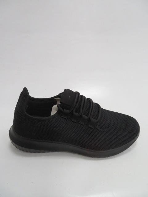 Sportowe Damskie DN18-2, Black/Black, 36-41