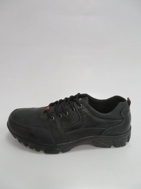 Buty Sportowe Męskie 06-1, Black, 41-46 1